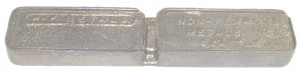 LEAD BALLAST BAR INGOT